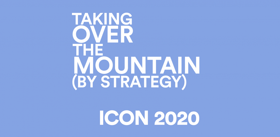TAKE OVER - ICON 2020