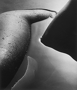 <p>Karin Rosenthal, <em>Abstract Nude</em>, dalla serie